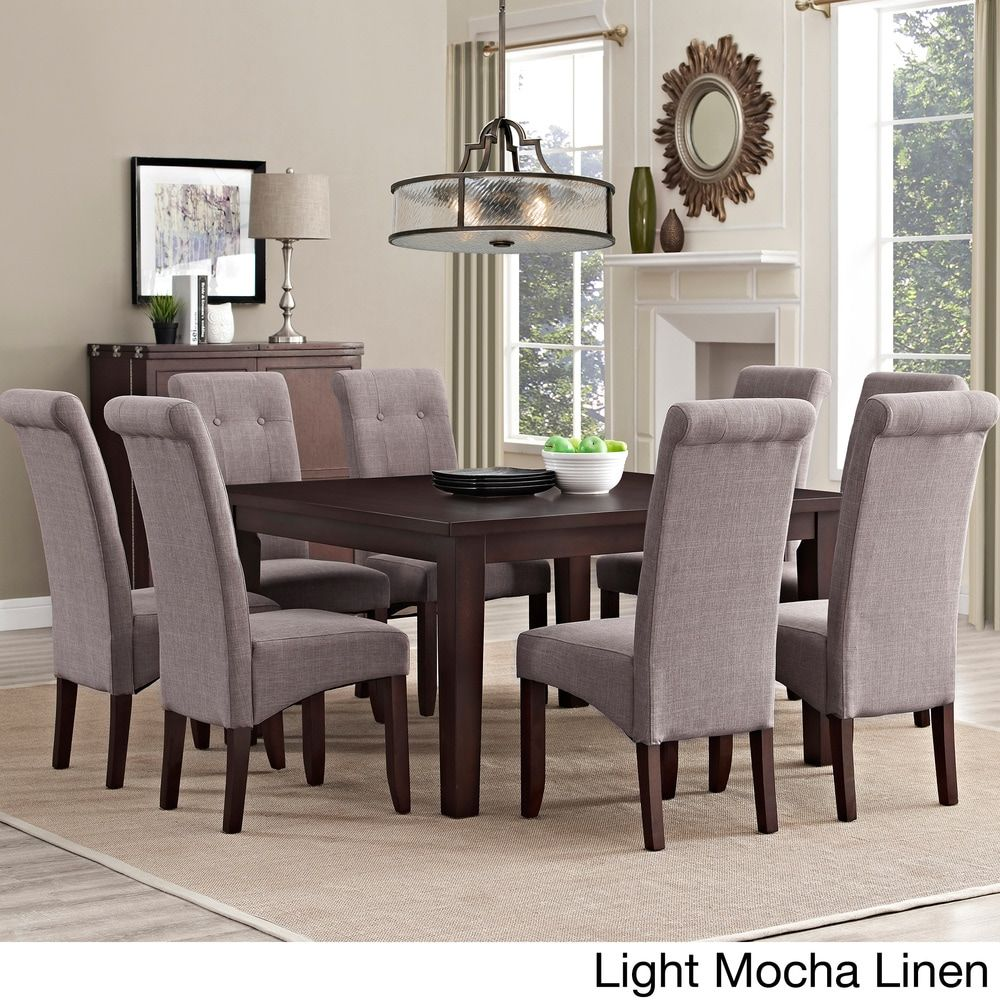 Wyndenhall essex piece dining set overstock shopping the