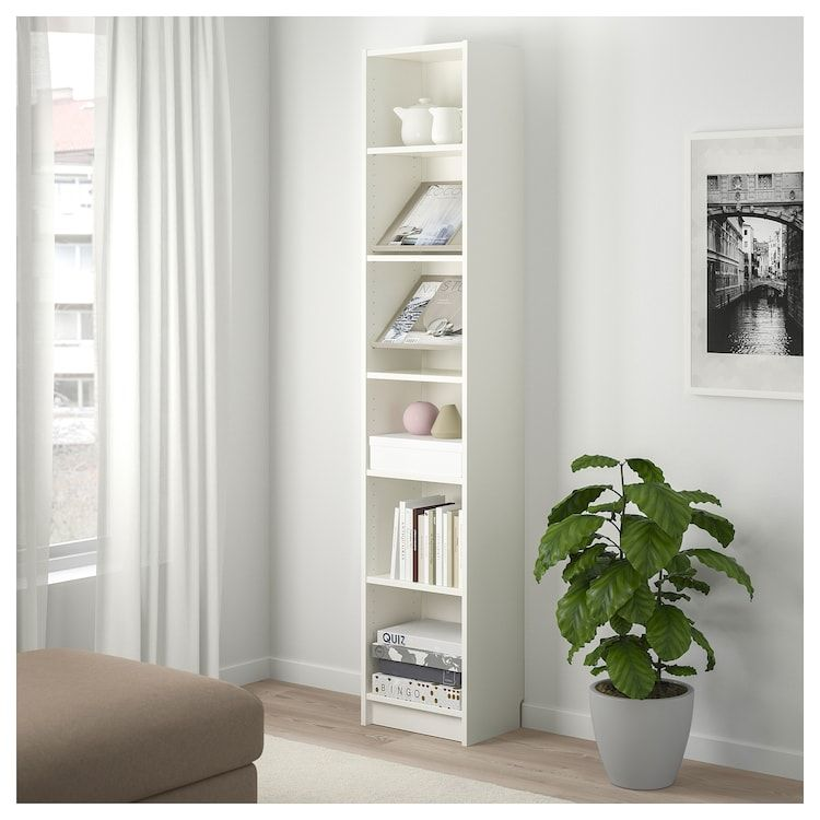 Billy Bottna Bookcase With Display Shelf White Beige Ikea In 2020 Display Shelves Shelves Bookcase