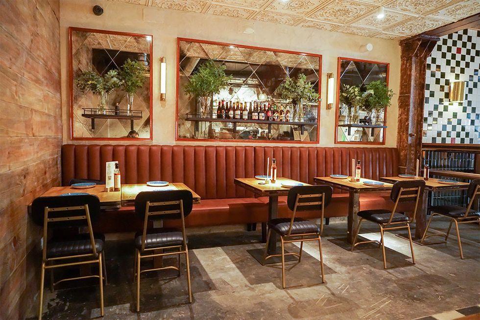 Estos Son Los Mejores Restaurantes Italianos De Madrid Restaurantes Italianos Restaurantes Decoración De Estilo Rústico