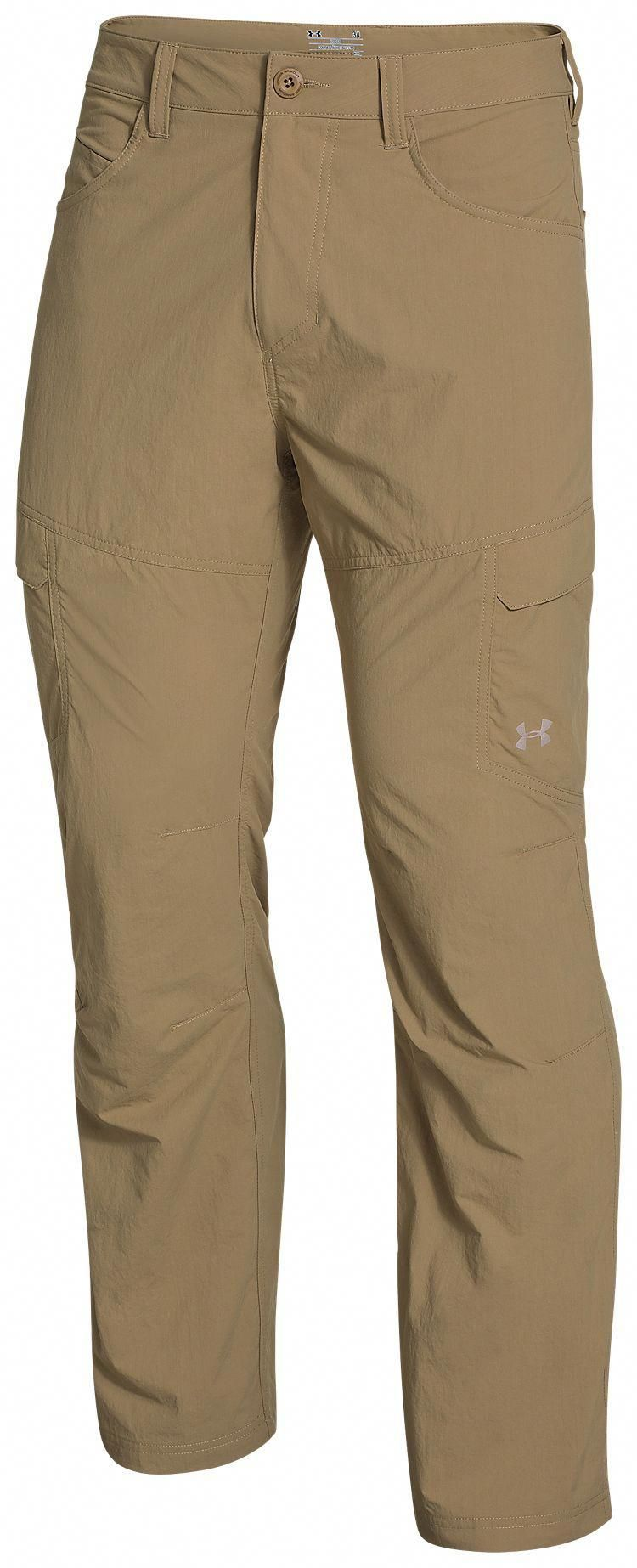 Under Armour Storm Covert Tactical Pants Mens Full Cut Field Duty Work 1262480
