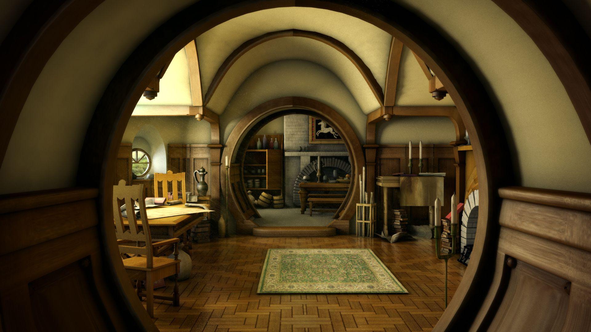 Lord Of The Rings Hobbit Home 5574 Elegant Hobbit Home Designs