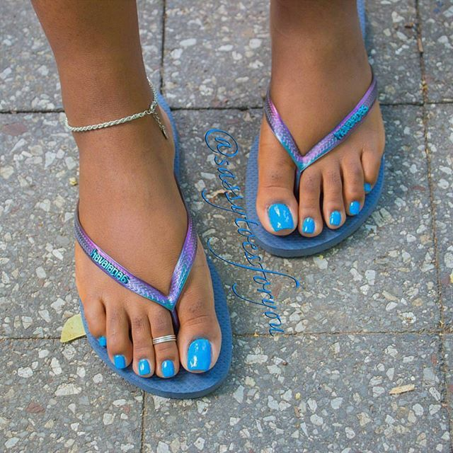 Im Mad Horny Now  Uas  Feet Nails, Beautiful Toes -4389