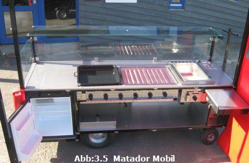 mobiler verkaufswagen Grillstation,Marktfahrrad,Mobile Küche - küche mit grill