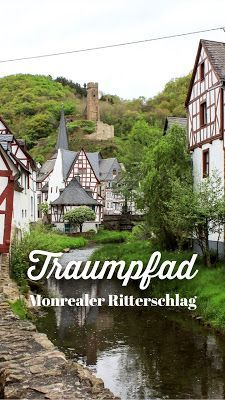 Traumpfad Monrealer Ritterschlag | Wandern Eifel | Premiumweg