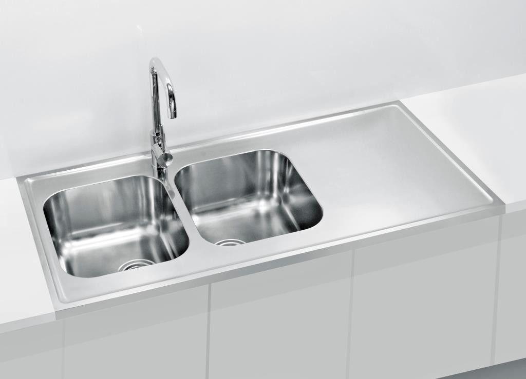 Alveus Classic Premium 100 Sit On Sink Sink Kitchen Sink