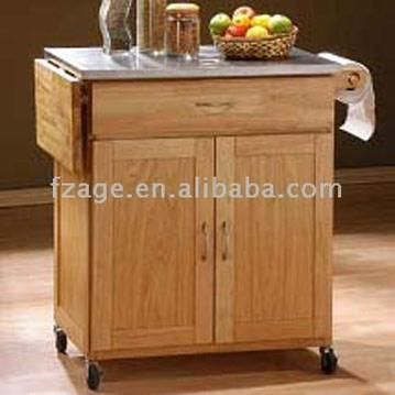 rolling kitchen island | do not want carts | Pinterest | Rolling ...