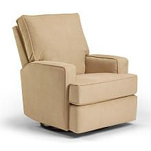 Babies R Us Chairs Retro Table And Best Kersey Swivel Glider Recliner Beige For