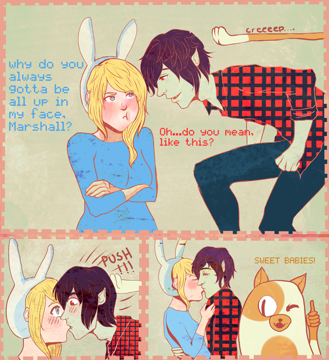 Fionna And Marshal Lee Fanfiction Comics