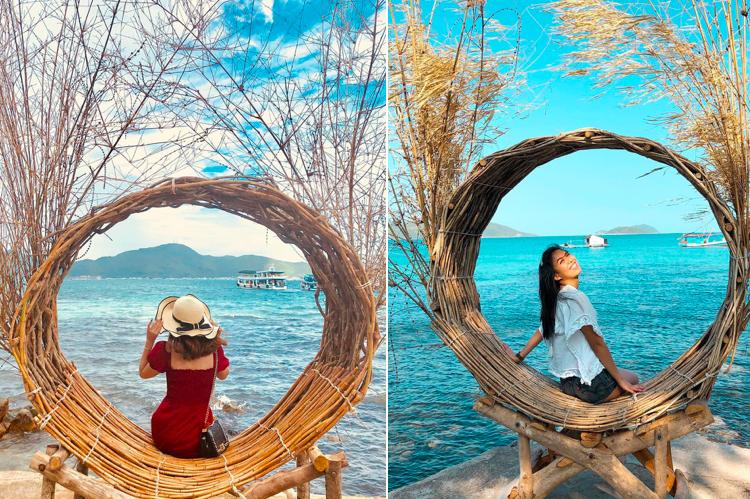 Hòn Dầu và Hòn Mấu, những thiên đường du lịch bị lãng quên ở Kiên Giang  trong 2020 | Du lịch, Thiên đường, Đèn chụp