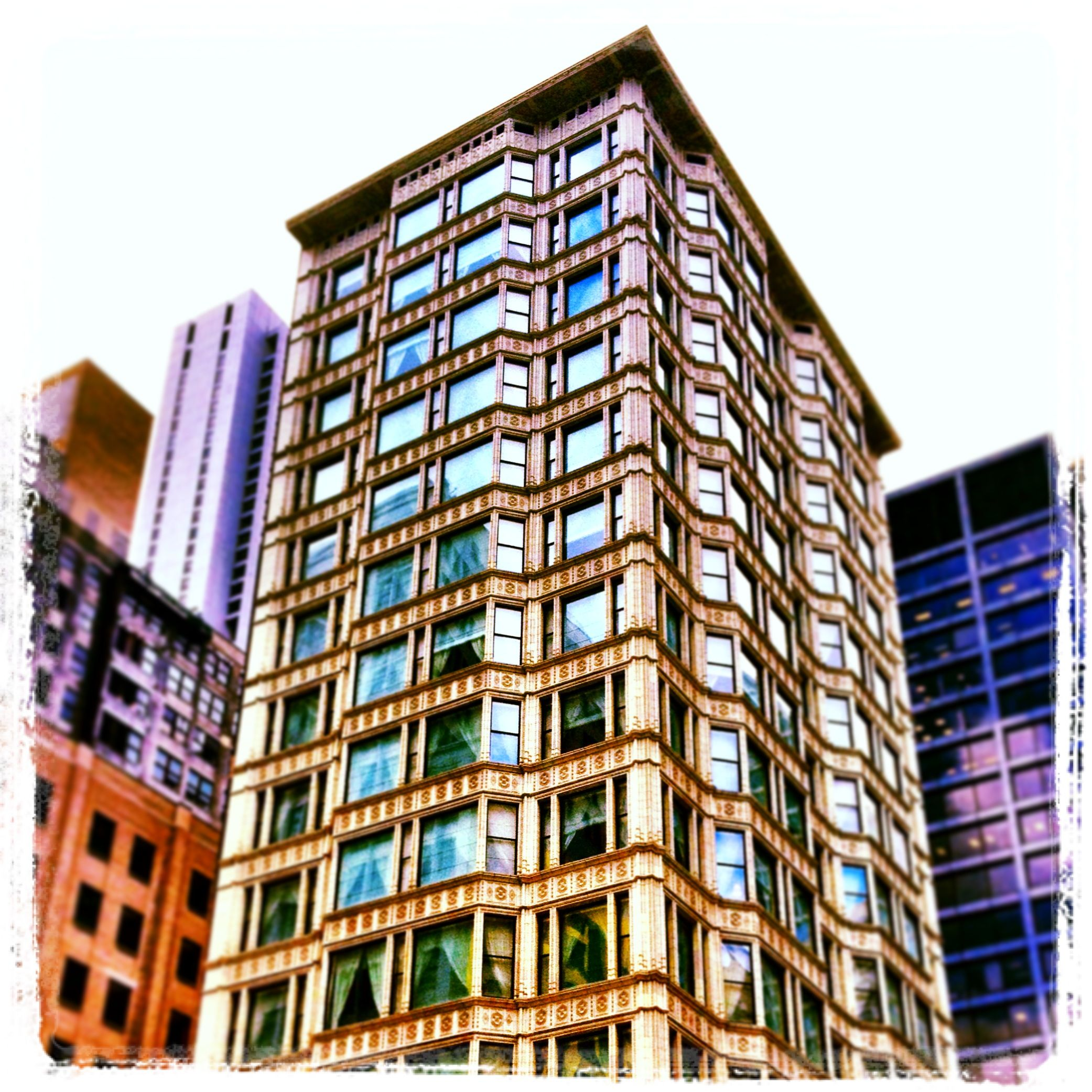 lincoln parkwhiz il and anywhere book hotel towers chicago hilton find parking