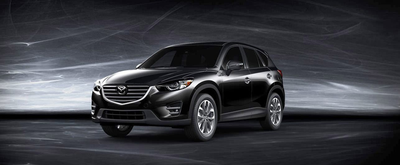 2016 Mazda CX5 Colors