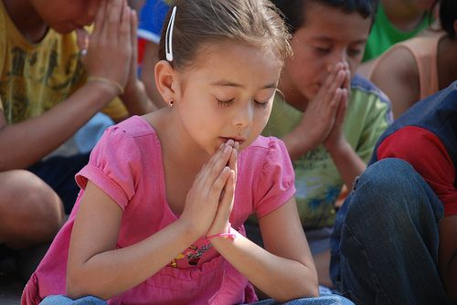 Great ideas for teaching children how to pray!