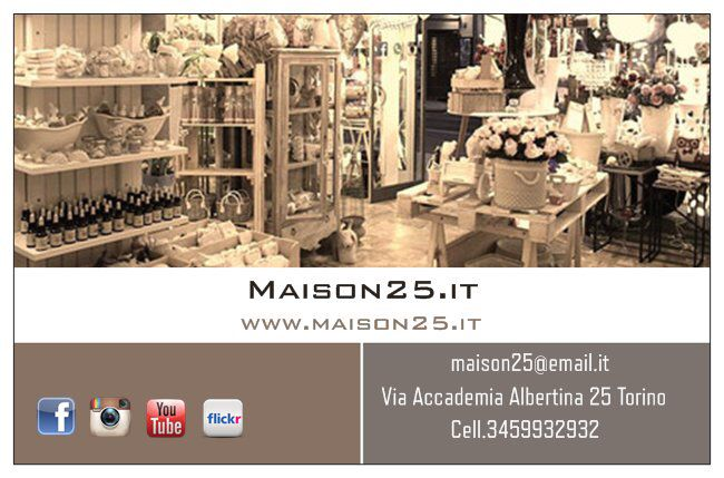 #Maison25.it