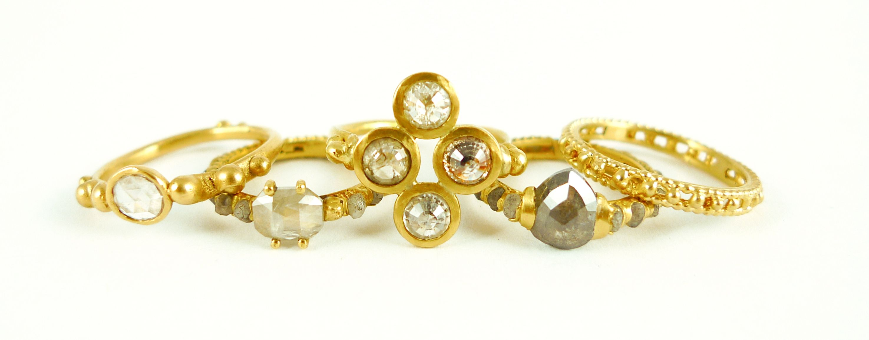 Polly Wales   diamond collection