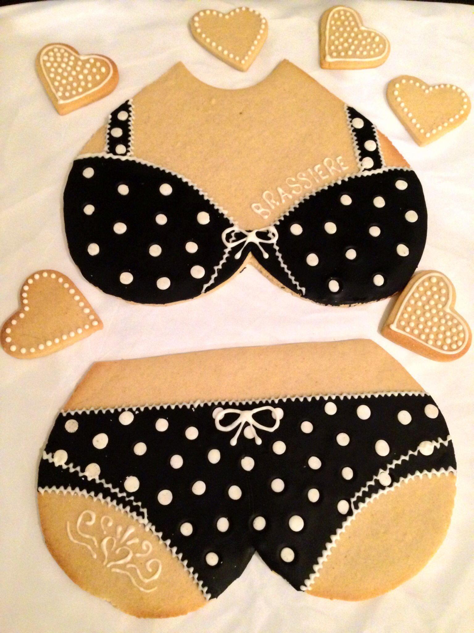 Large lingerie biscuits/cookies.