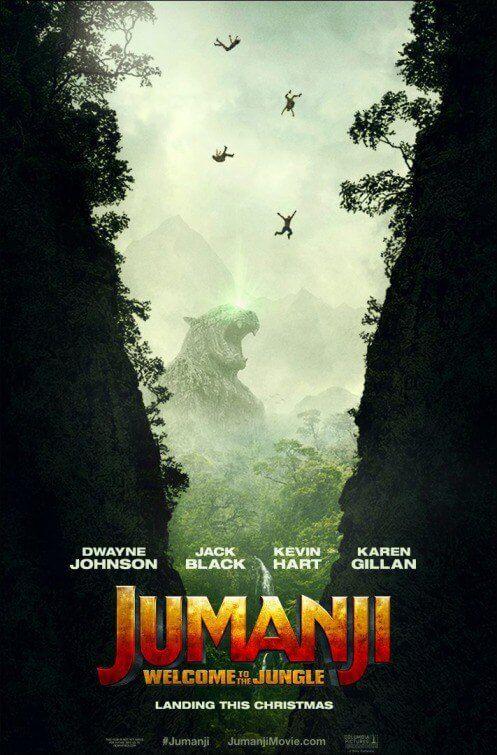 Trailer E Cartazes Do Filme Jumanji Bem Vindo A Selva Cinema Bh Filmes Online Gratis Filmes Completos Filmes On Line