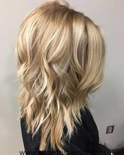 Haare schneiden mit 4 zöpfen