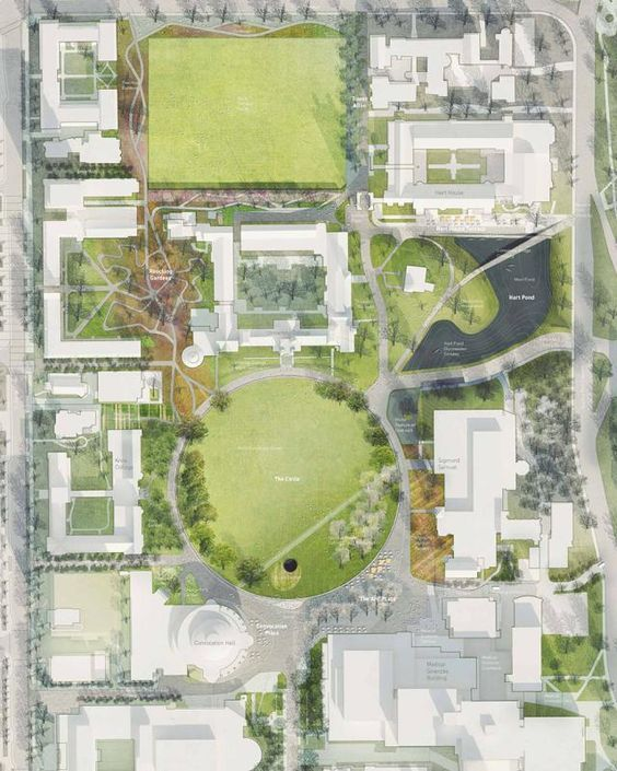 U Of T Looks To Revitalize St. George Campus With New Landscape | Urban  Toronto: | Landscape Architecture Design | Pinterest | Landscaping, ...