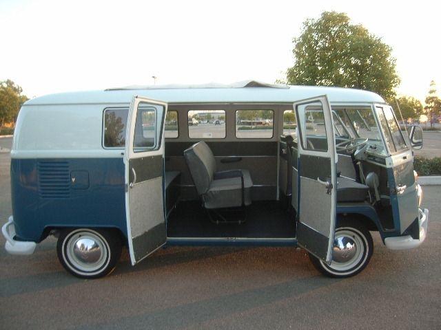 Volkswagen Van Nuys >> Salvage Volkswagen Van 1965 Vans Volkswagen Cheap Used Cars