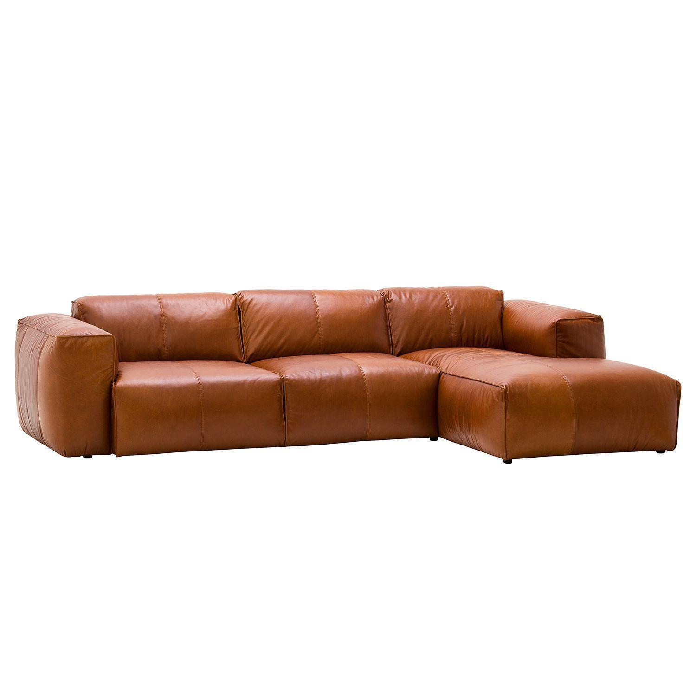 Ecksofa Hudson Iv Echtleder Couch Sofa Sofa Couch