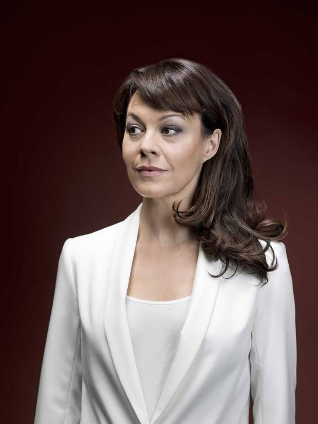 Helen McCrory: 'I used to think sexually charged roles were exploitative. Now I'm in my forties ...