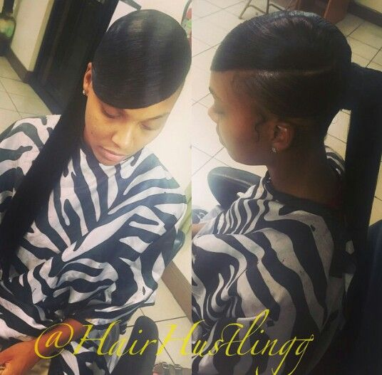 Weave Ponytail With Bangs Hairstyles Cute Weave Ponytail  Slayed Hairstyles  Pinterest  Weave Ponytail
