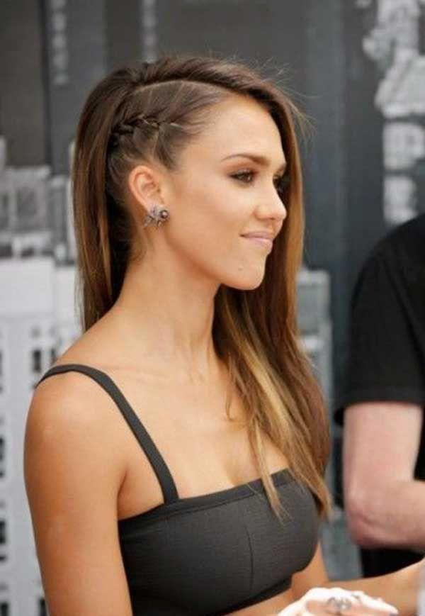 50 schöne Frisurenvorschläge, die jede Frau finden wird - #finden #frisurenvorschlage #schone - #new #sidebraidhairstyles