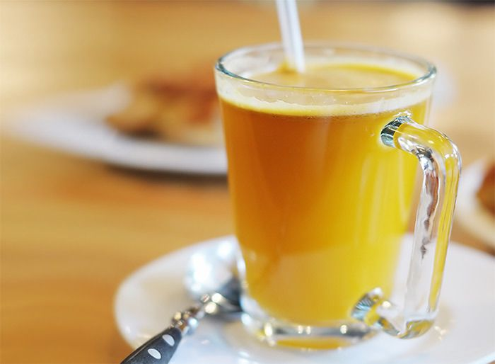 A Simple Turmeric Juice Recipe That Offers Amazing Healing Properties