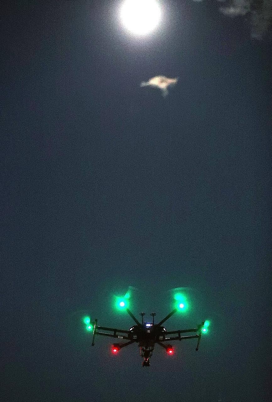 What Do Drones At Night Look Like Surveillance Drones Drone Images Drone What does an eviction notice look like