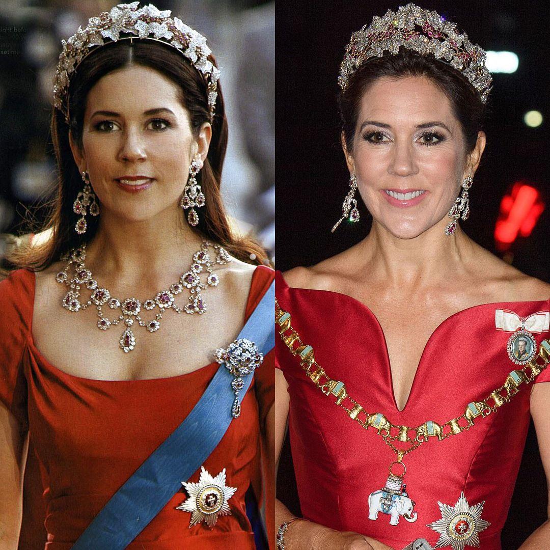 #royalbirthday Happy Birthday To Crown Princess Mary Of