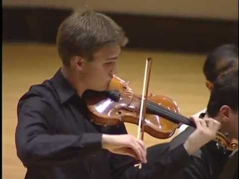 ▶ Alexi Kenney | Schumann: Violin Sonata No. 2, Op. 121 - YouTube