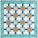Whole Lotta Love Quilt Kit (QQK13095) designed by John Kubiniec
