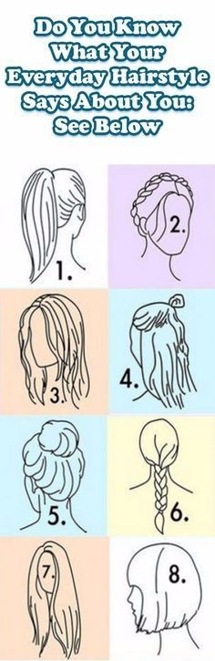 personality #facts #hairstyle #facts #interesting | Health ...