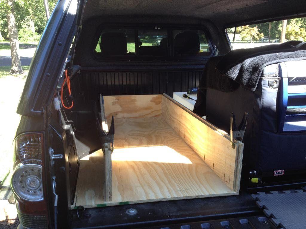 AlumEscape Expo Build Truck storage, Truck bed, Dual