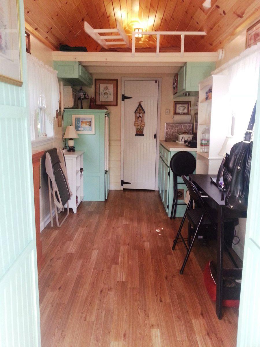 tiny house cottage tiny homes pinterest kleines h uschen haus und rund ums haus. Black Bedroom Furniture Sets. Home Design Ideas