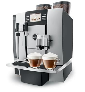 Jura We8 Professional Free Cafe Package Automatic Coffee Machine Professional Coffee Machine Jura Coffee Machine