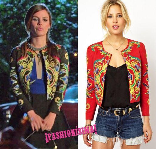 Todas con LA chaqueta tie-dye bordada de Isabel Marant pour H&M y 10 alternativas lowcost (de verdad)