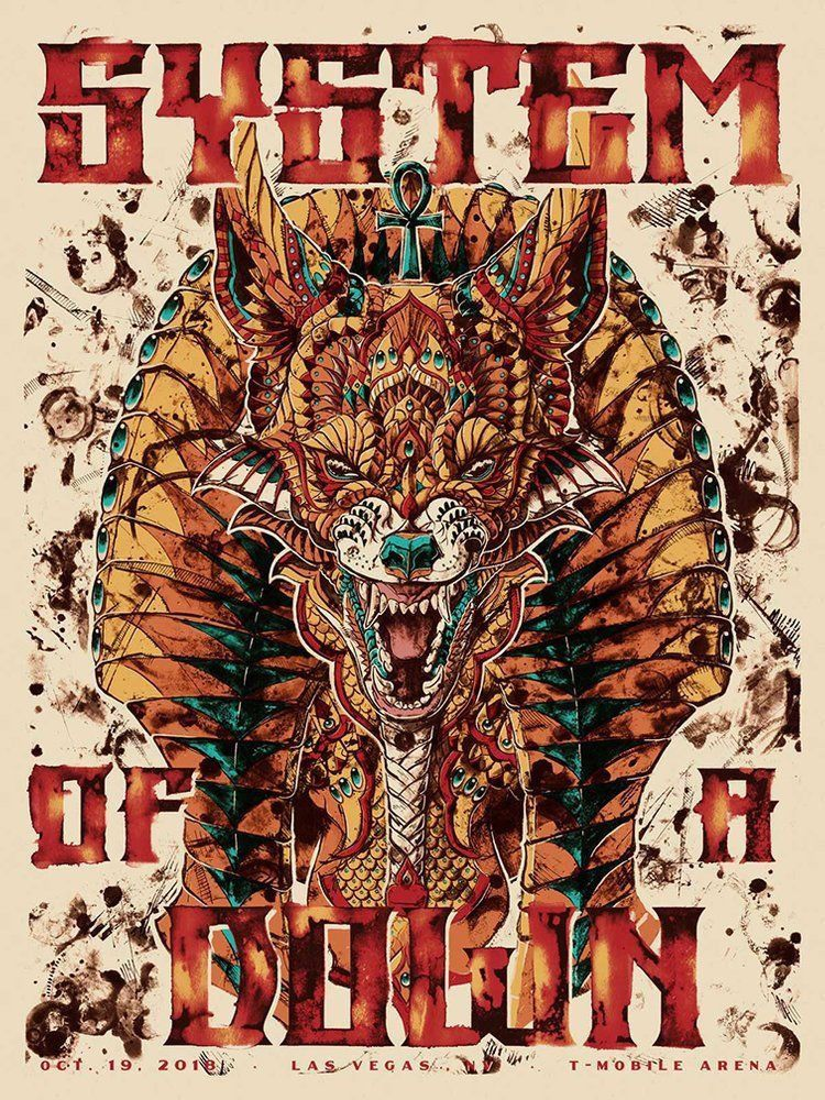 System Of A Down Systemofadown System Of A Down Band Posters