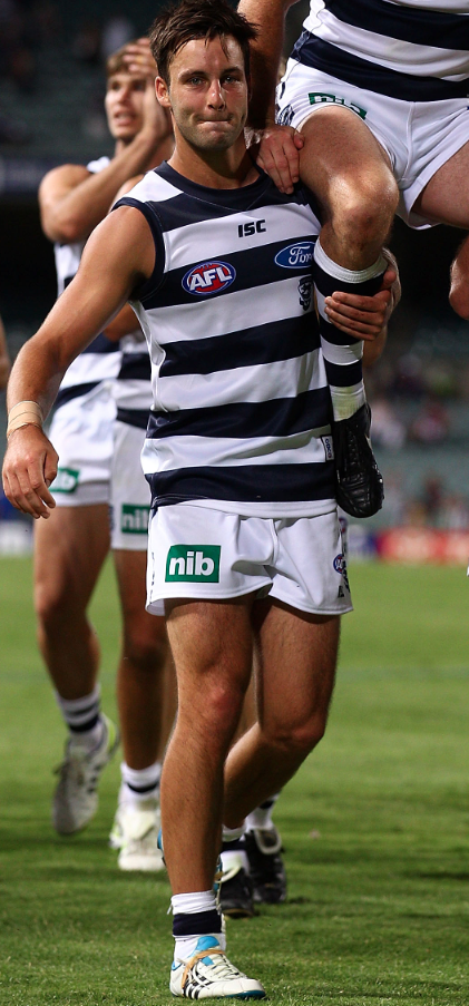 The Most Important Afl Players According To Hotness With Images Hot Rugby Players Rugby Boys Geelong Football Club