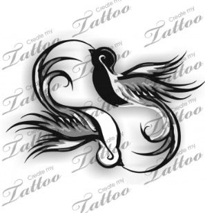 yin yang tattoos - Google Search