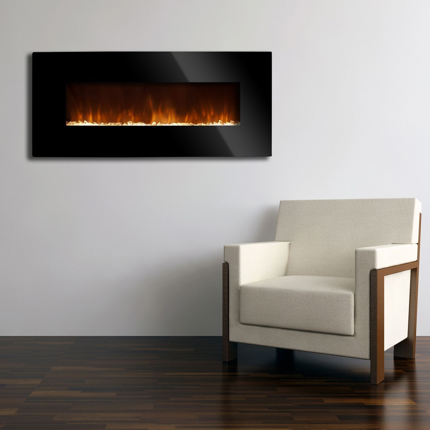 Wondrous Grand Aspirations 50 Inch Wall Unit Fireplace Original Home Interior And Landscaping Ponolsignezvosmurscom