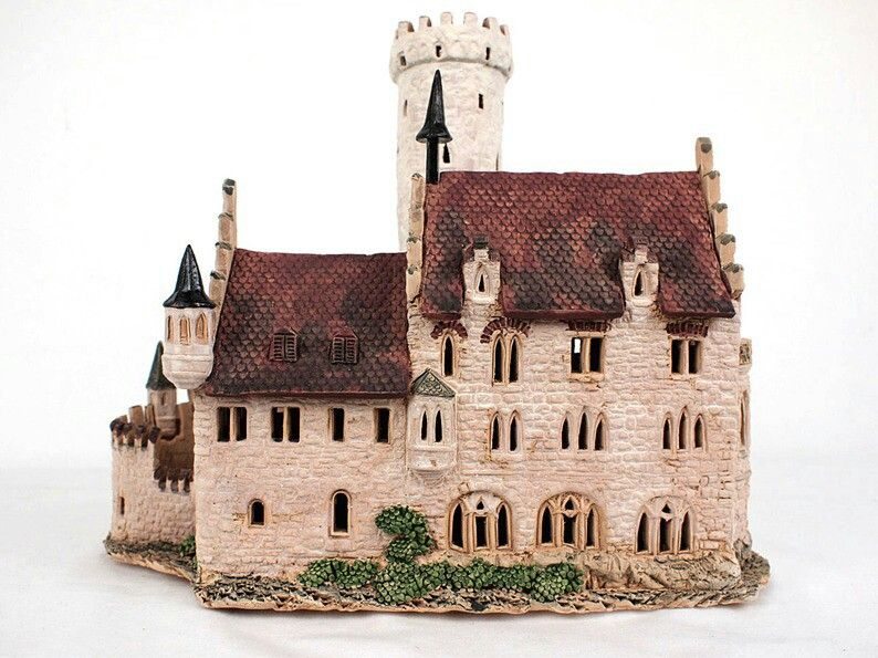 Aroma candle castle