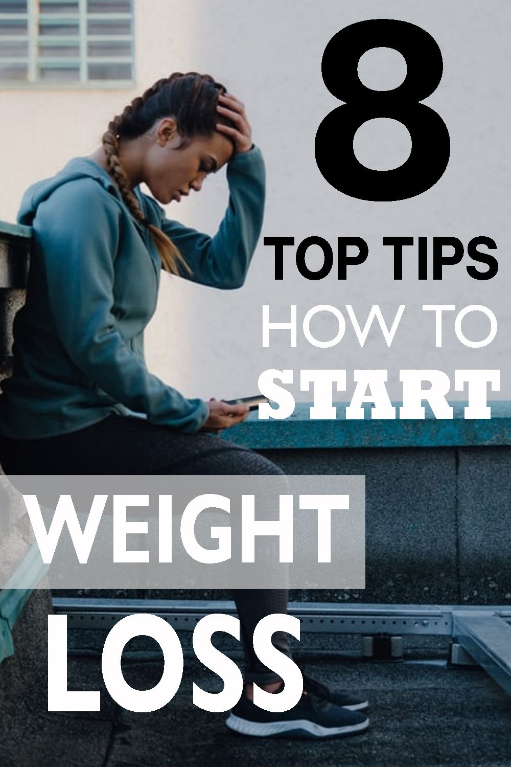 I want to lose weight how do i start