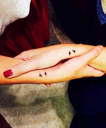 Pin By Kalayee Hokum On Best Friend Tats Pinterest Tatting