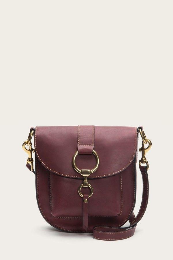 e6f828f9e Frye Ilana Saddle Designer Leather Handbags, Dust Bag, Purses, Leather  Accessories, Saddle