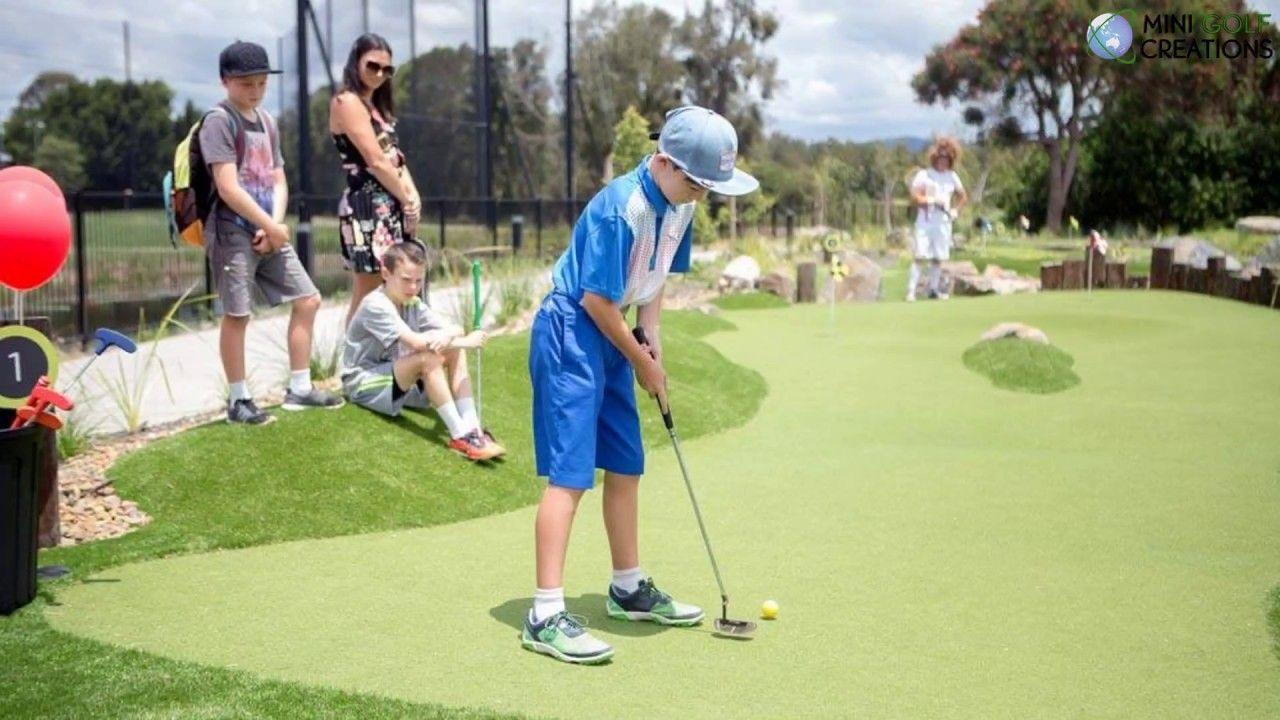 Miniature Golf Course Design Ideas Australia, South East Asia. Great ...