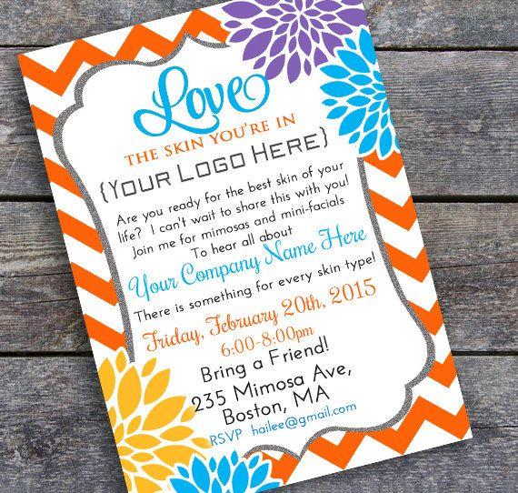 party invitation pdf