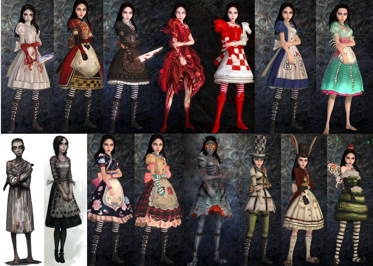 Alice Madness Returns Dresses | Desucon Frostbite ...