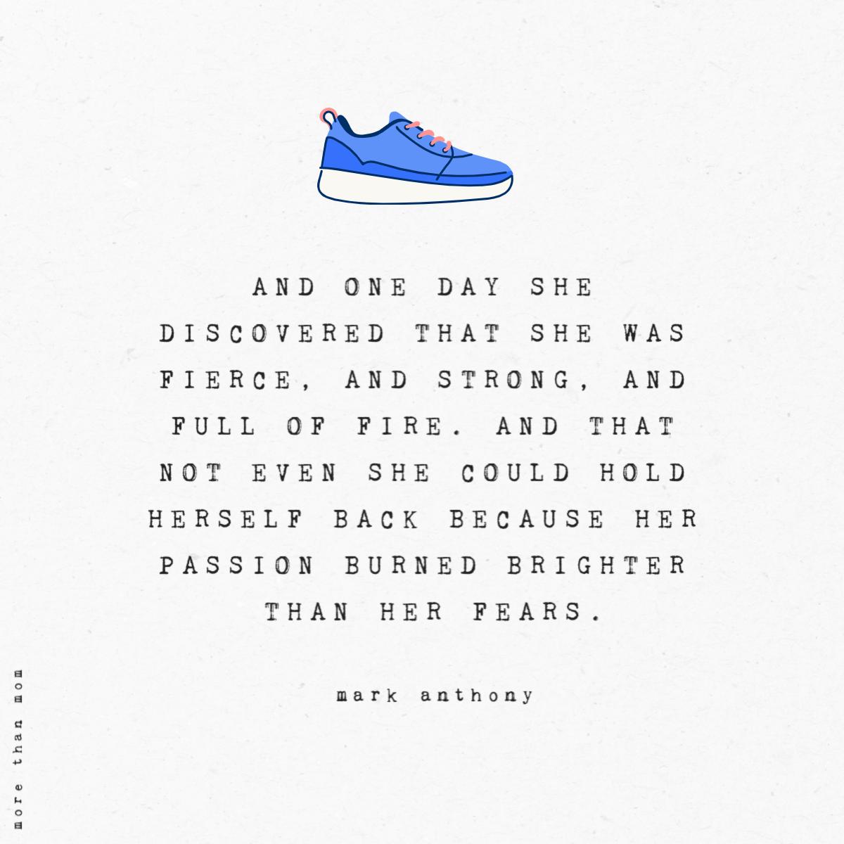Fierce Woman Quote