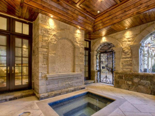 20 Of The Most Stunning Indoor Hot Tub Designs Indoor Hot Tub Hot Tub Room Hot Tub Outdoor